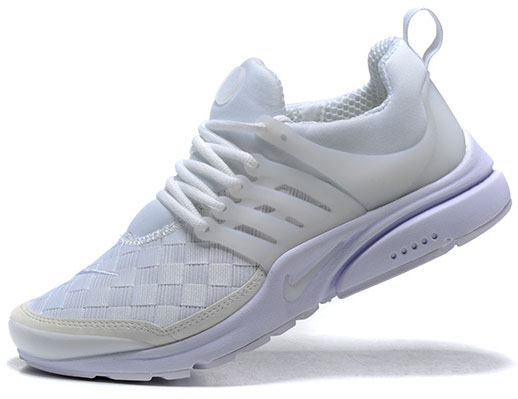 Mens & Womens (unisex) Nike Air Presto Se All White 36-46 Factory Outlet