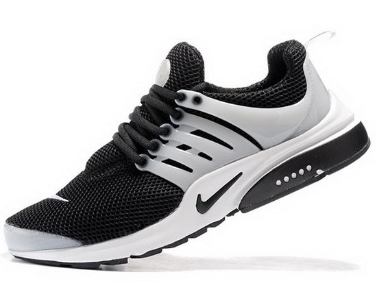 Mens & Womens (unisex) Nike Air Presto White Black White 36-46 Closeout