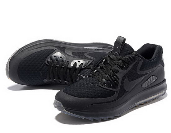 Mens & Womens (unisex) Nike Air Zoom 90 It All Black Korea