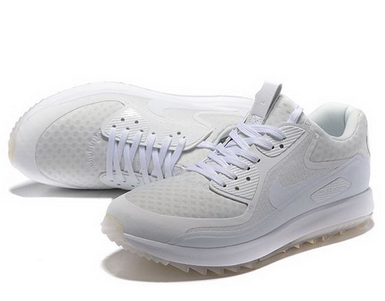 Mens & Womens (unisex) Nike Air Zoom 90 It All White Closeout