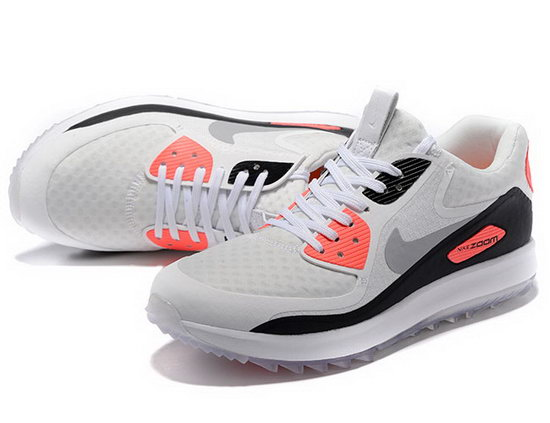 Mens & Womens (unisex) Nike Air Zoom 90 It Grey Black Red Netherlands