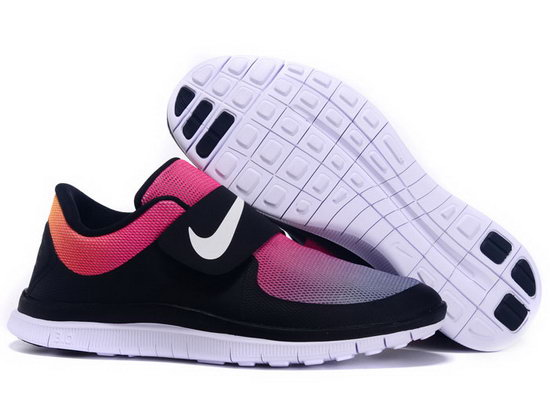 Mens & Womens (unisex) Nike Free 3.0 Focfly So Black Purple Coupon Code