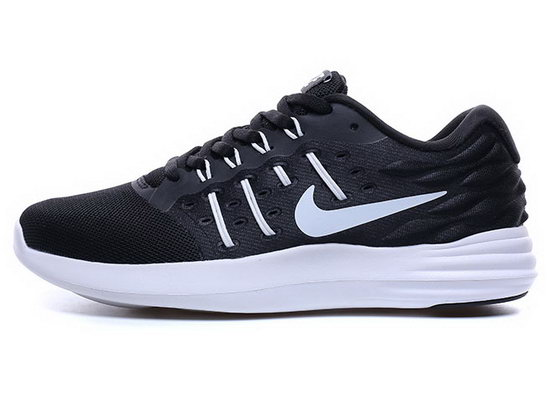 Mens & Womens (unisex) Nike Lunar Tempo Black White Sale
