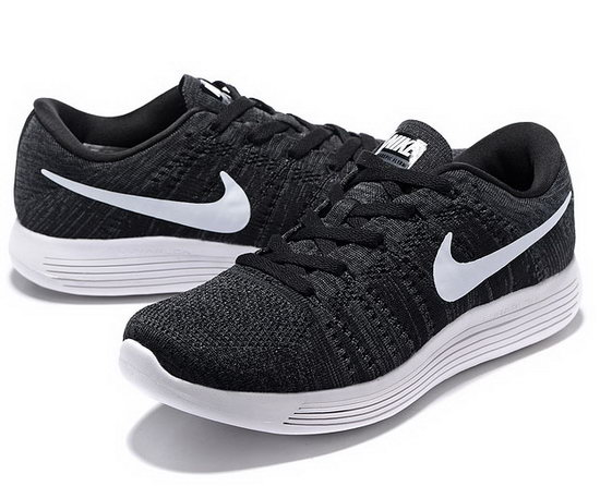 Mens & Womens (unisex) Nike Lunarepic Low Flyknit Black White 36-45 Greece