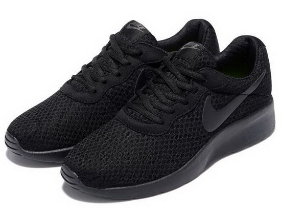Mens & Womens (unisex) Nike Tanjun All Black Online