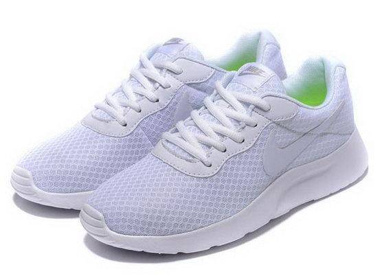 Mens & Womens (unisex) Nike Tanjun All White Hong Kong