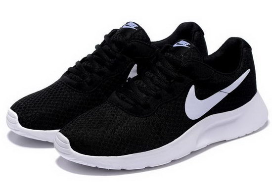 Mens & Womens (unisex) Nike Tanjun Black White France