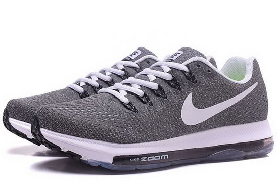 Mens & Womens (unisex) Nike Zoom All Out Grey White 36-45 Denmark