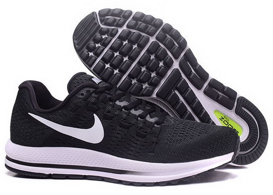 Mens & Womens (unisex) Nike Zoom Vomero 12 Black White 36-45 Coupon Code