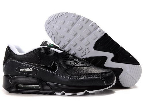 Mens Air Max 90 Black Grey Coupon