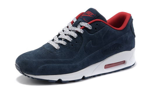 Mens Air Max 90 Vt Blue Red White Canada