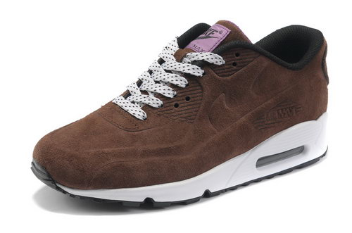 Mens Air Max 90 Vt Brown White Uk