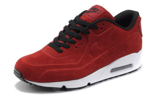 Mens Air Max 90 Vt Red White Black Coupon Code