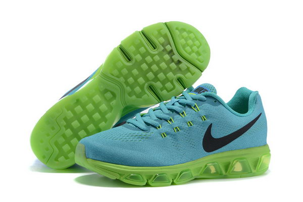 Mens Cheap Nike Air Max Tailwind 8 Blue Black Green Wholesale