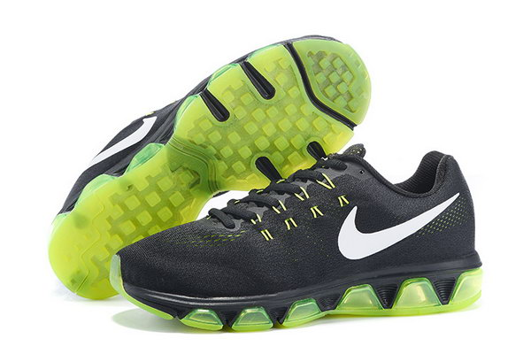 Mens Cheap Nike Air Max Tailwind 8 Green White Black Sale