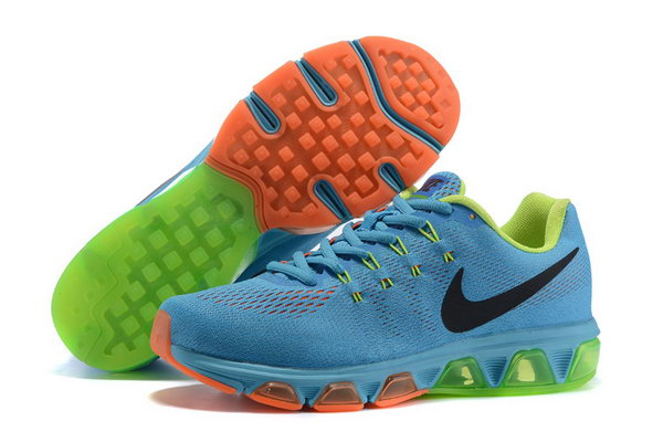 Mens Cheap Nike Air Max Tailwind 8 Orange Blue Green Black Portugal