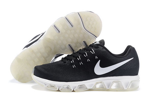 Mens Cheap Nike Air Max Tailwind 8 White Black Usa