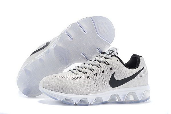 Mens Cheap Nike Air Max Tailwind 8 White Grey Black Promo Code