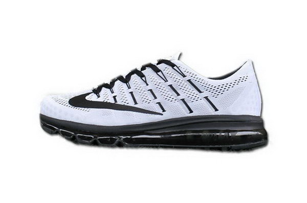 Mens Mens Nike Air Max 2016 White Black Review