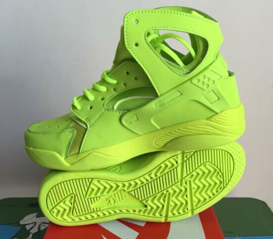 Mens Nike Air Flight Huarache High All Green 40-45 Review