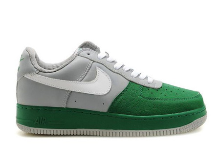Mens Nike Air Force 1 07 Neutral Grey Green Promo Code