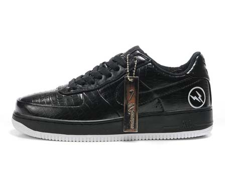Mens Nike Air Force 1 Low Htm 3 Black Online Store