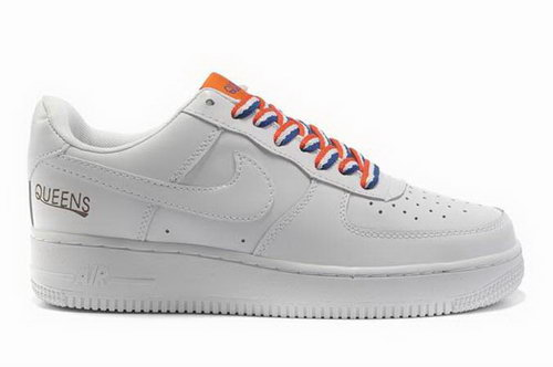 Mens Nike Air Force 1 Low Queens Edition Korea
