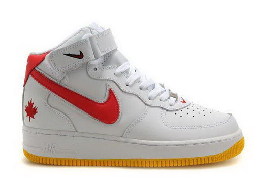 Mens Nike Air Force 1 Mid Canada Edition Inexpensive
