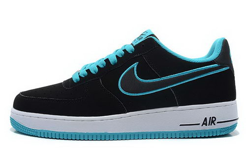 Mens Nike Air Force 1 Olympic Olympic Black Blue