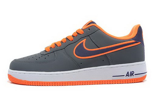 Mens Nike Air Force 1 Olympic Olympic Gray Orange Ireland