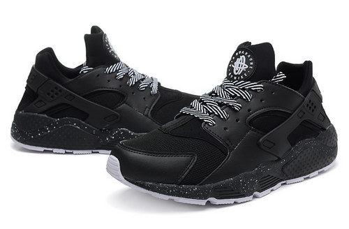 Mens Nike Air Huarache All Black Taiwan
