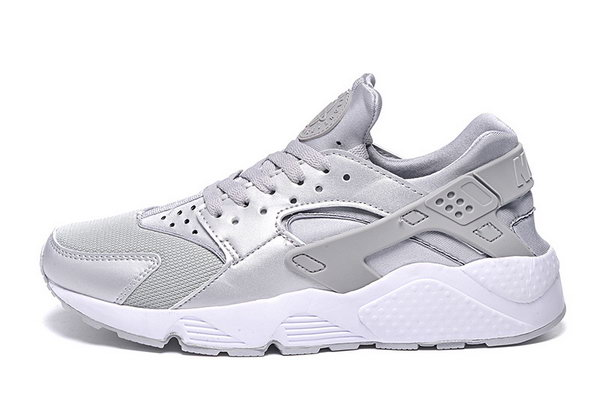 Mens Nike Air Huarache All Silver 40-45 Factory Store