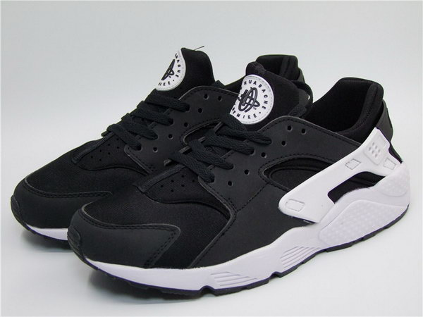 Mens Nike Air Huarache Black White Noctilucent 40-45 Online