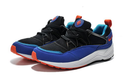 Mens Nike Air Huarache Light Eclipse Og Black Blue Japan