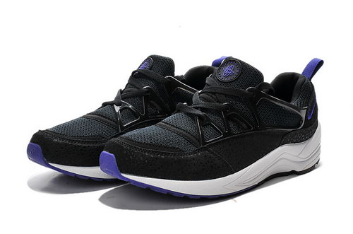 Mens Nike Air Huarache Light Eclipse Og Black Purple Usa