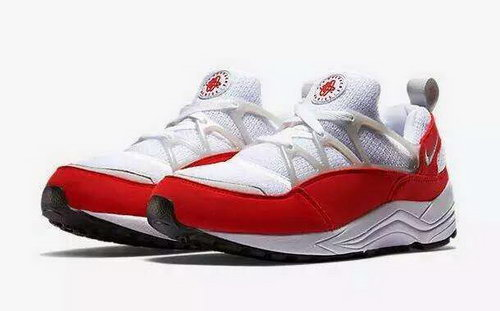 Mens Nike Air Huarache Light Eclipse Og White Red Clearance