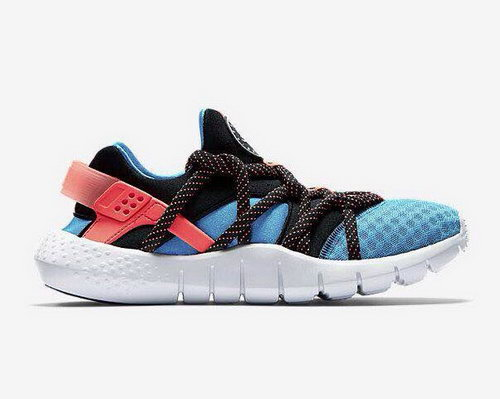 Mens Nike Air Huarache Nm Blue Black Red Cheap