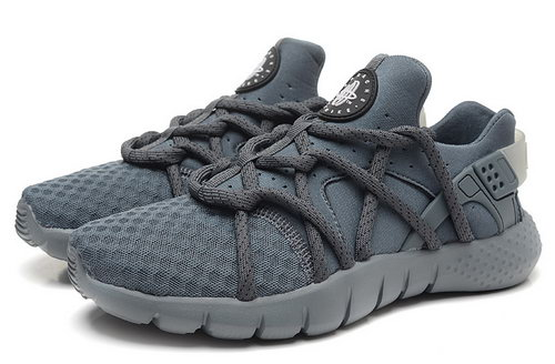 Mens Nike Air Huarache Nm Dark Grey Discount Code