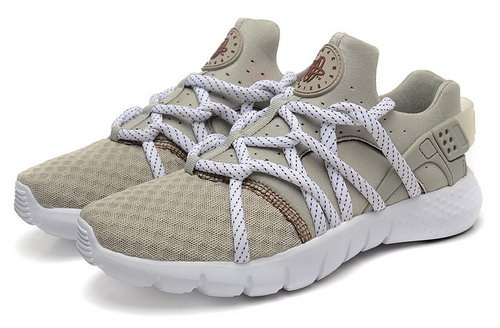 Mens Nike Air Huarache Nm Light Grey Discount