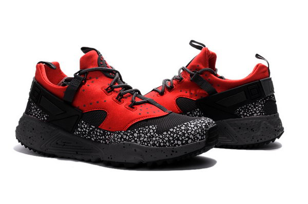 Mens Nike Air Huarache Utility Grey Red 40-45 Japan