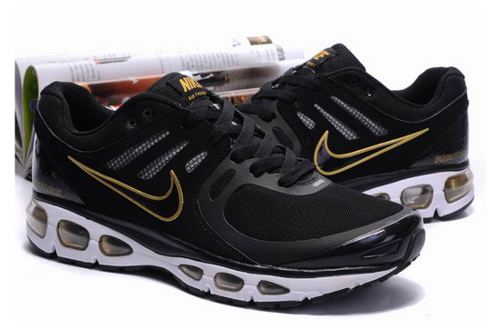 Mens Nike Air Max 2010 Black Gold Norway