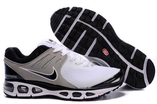 Mens Nike Air Max 2010 White Grey Black Spain