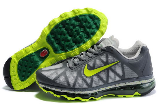 Mens Nike Air Max 2011 Camo Green Coupon