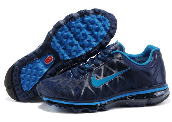 Mens Nike Air Max 2011 Dark Blue Jade Sweden