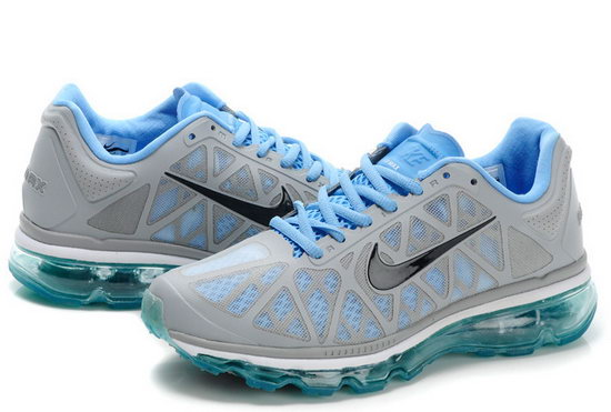 Mens Nike Air Max 2011 Grey Jade Uk