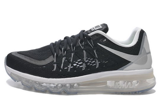 Mens Nike Air Max 2015 Grey Black Czech