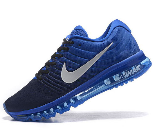 Mens Nike Air Max 2017 Blue Black Japan