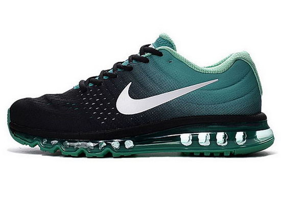 Mens Nike Air Max 2017 Dark Green Closeout
