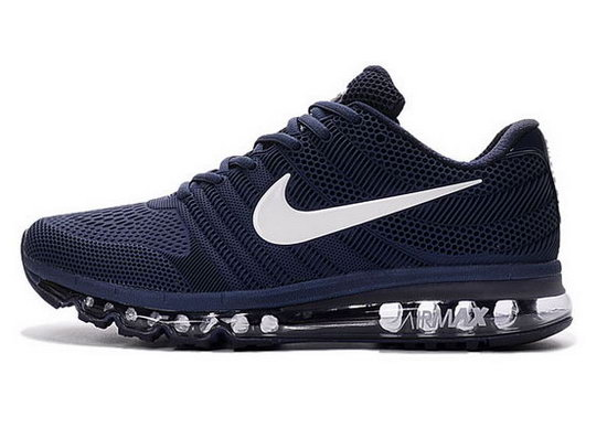 Mens Nike Air Max 2017 Kpu Dark Blue Hong Kong