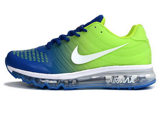 Mens Nike Air Max 2017 Kpu Ii Blue Green Review